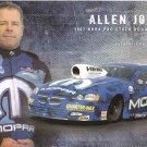 2007 NHRA PS Handout Allen Johnson