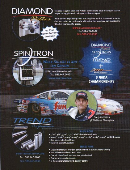 2007 NHRA PS Handout Greg Anderson (version #3)