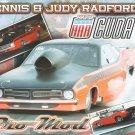 2007 NHRA PM Handout Dennis Radford