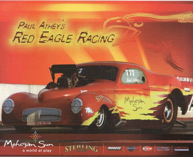 2007 NHRA PM Handout Paul Athey