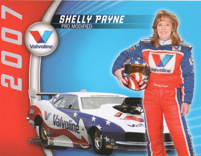 2007 NHRA PM Handout Shelley Payne wm