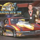 2007 NHRA Sportsman Handout Dave Beckley