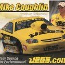 2007 NHRA Sportsman Handout Mike Coughlin