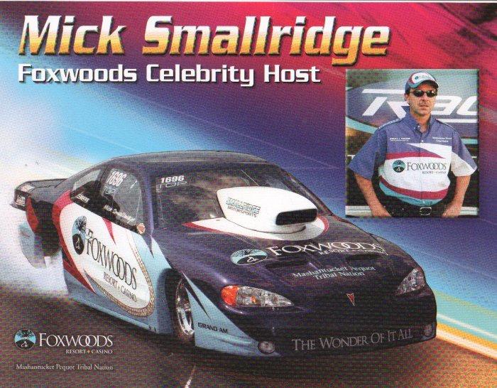 2007 NHRA Sportsman Handout Mick Smallridge TS