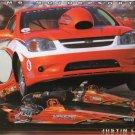 2007 NHRA Sportsman Handout Justin Lamb