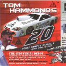 2007 NHRA PS Handout Tom Hammonds (version #3) Color back