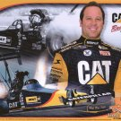2008 NHRA TF Handout Hot Rod Fuller (Dallas-Holt Caterpillar)