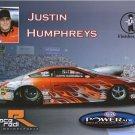 2008 NHRA PS Handout Justin Humphreys (version #5)