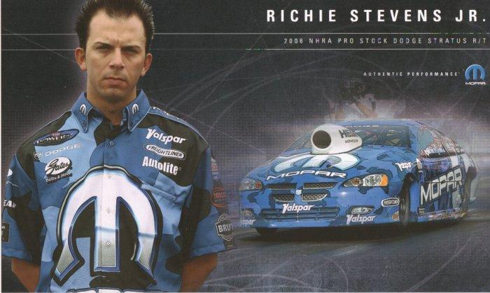 2006 PS Handout Richie Stevens (square corners)