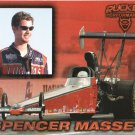 2007 NHRA TAD Handout Spencer Massey