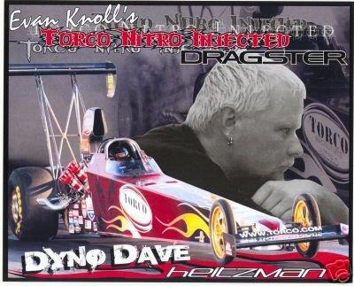 2007 NHRA TAD Handout Dave Heitzman