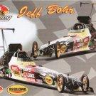2007 NHRA TAD Handout Jeff Bohr