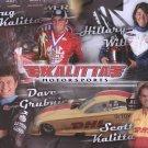 2008 NHRA TF Handout Kalitta Racing Team wm