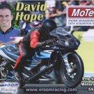 2008 NHRA PSB Handout David Hope