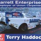 2004 NHRA FC Handout Terry Haddock (version #2)