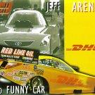 2009 NHRA FC Handout Jeff Arend