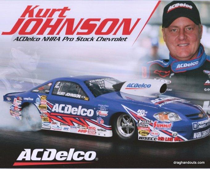 2009 PS Handout Kurt Johnson