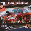 2009 PS Handout Justin Humphreys