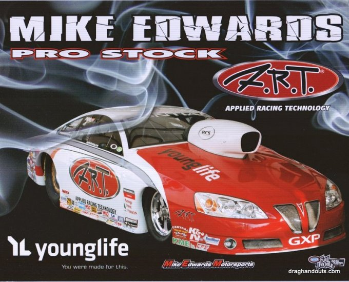 2009 PS Handout Mike Edwards