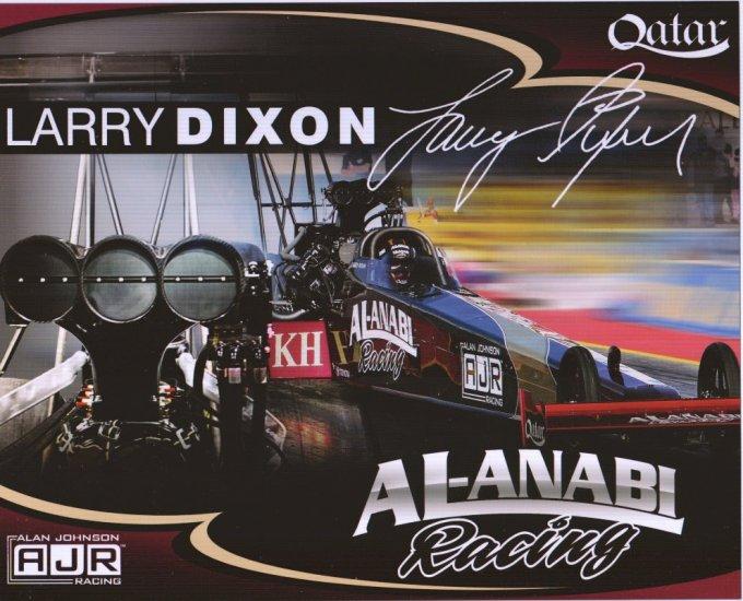 2009 TF Handout Larry Dixon (version #2)