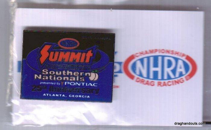 2006 NHRA Event Pin Atlanta