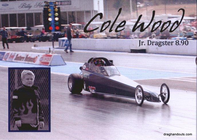 2009 JD Handout Cole Wood