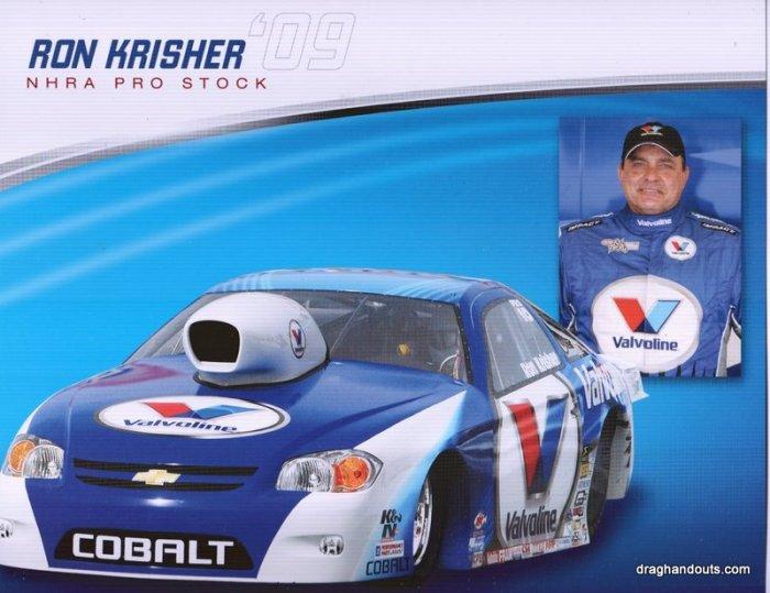 2009 PS Handout Ron Krisher