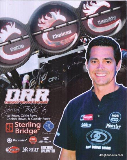 2009 PM Handout Danny Rowe