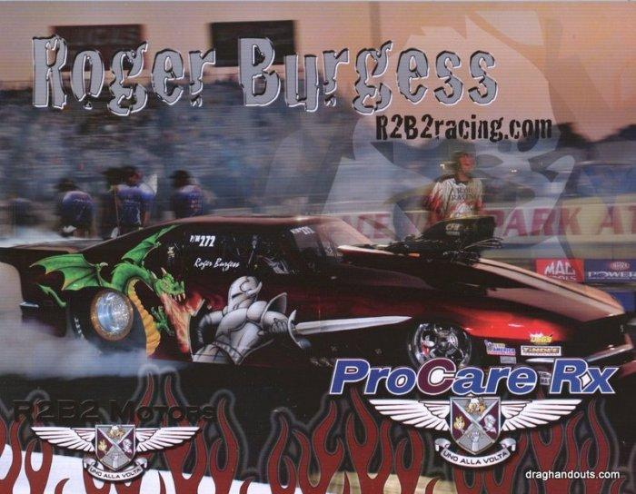 2009 PM Handout Roger Burgess (version #1)