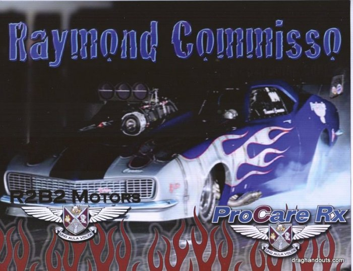 2009 PM Handout Raymond Commisso (version #1)