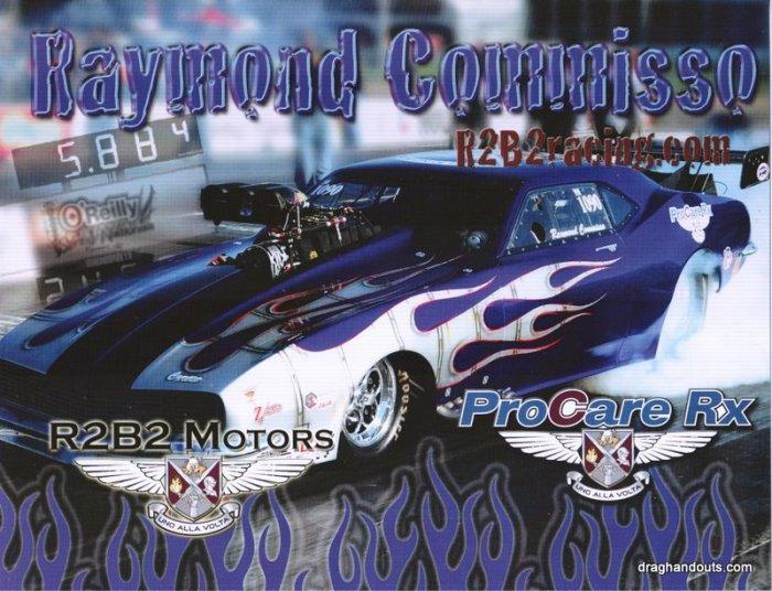 2009 PM Handout Raymond Commisso (version #2)