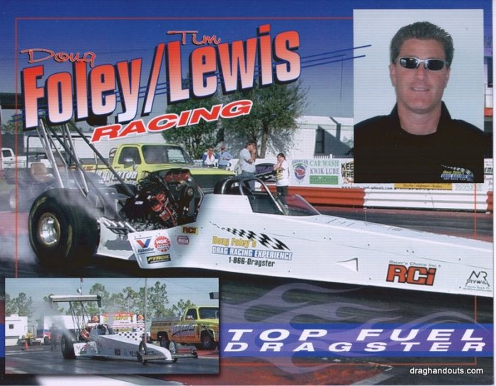 2004 TF Handout Doug Foley