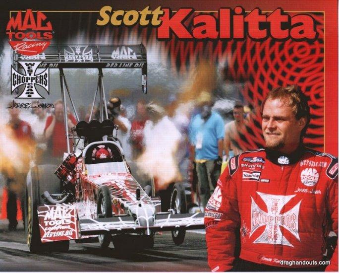 2004 TF Handout Scott Kalitta