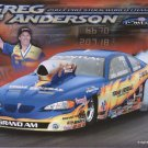 2004 NHRA PS Handout Greg Anderson (version #1)