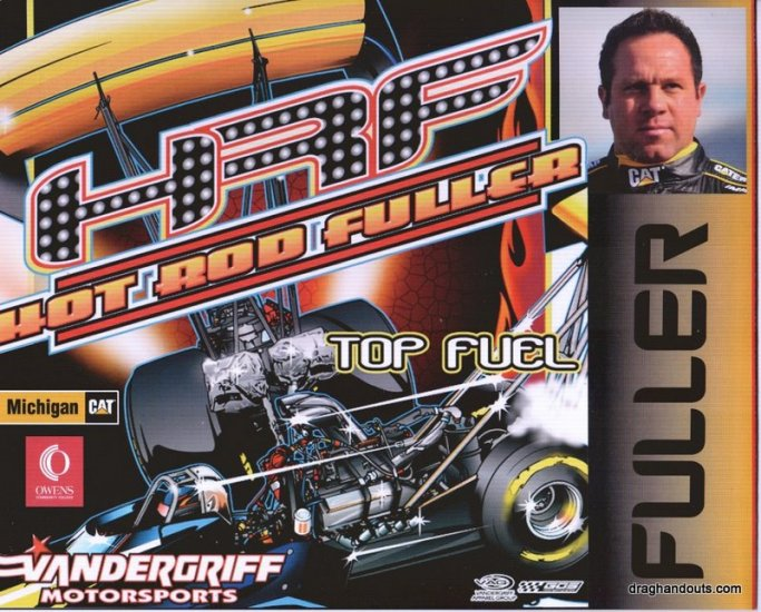 2009 TF Handout Hot Rod Fuller (version #1) Chicago