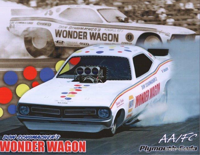 2009 Nostalgia Handout Wonder Wagon