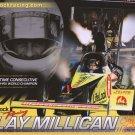 2009 TF Handout Clay Millican (Lifelock version #1)