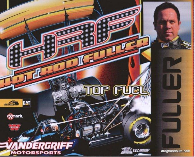 2009 TF Handout Hot Rod Fuller (version #3) Indy