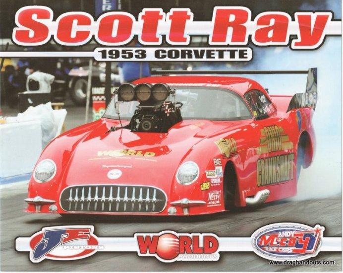 2009 PM Handout Scott Ray
