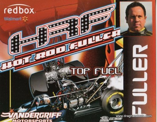 2009 TF Handout Hot Rod Fuller (version #4) Charlotte