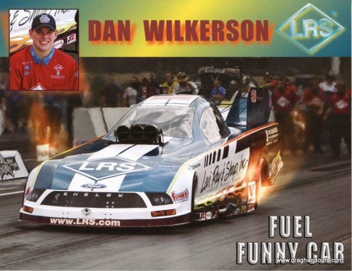 2009 FC Handout Dan Wilkerson