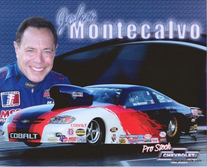 2009 PS Handout John Montecalvo