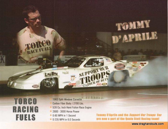 2006 PM Handout Tommy D'Aprile