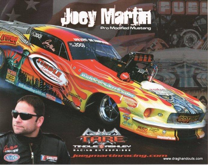 2006 PM Handout Joey Martin