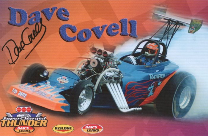 2006 SCT Handout Dave Covell Autographed