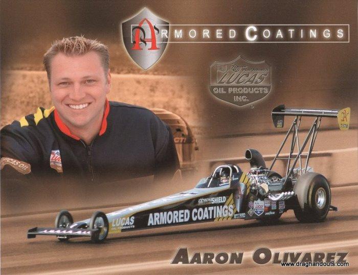 2006 TAD Handout Aaron Oliverez