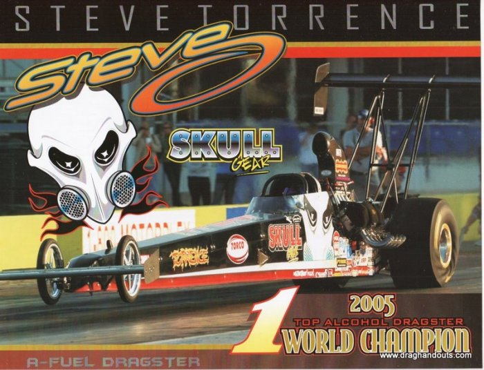2006 TAD Handout Steve Torrence