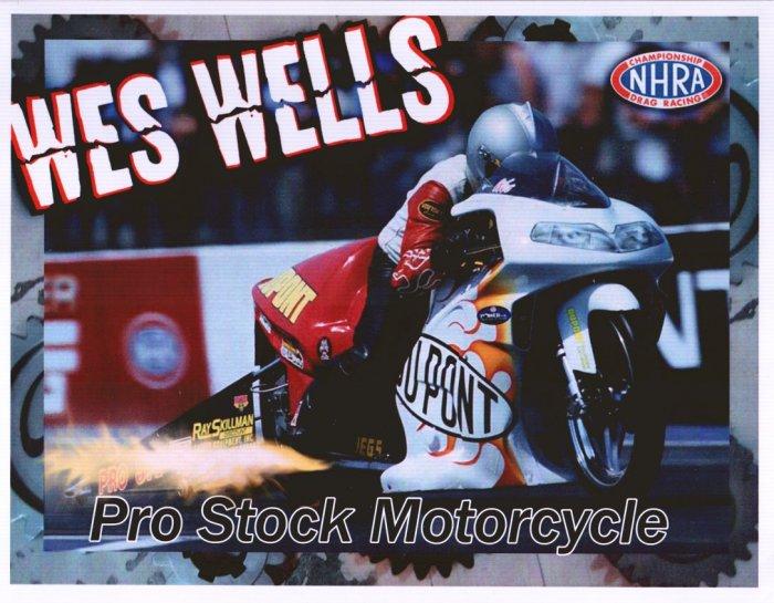 2006 PSB Handout Wesley Wells