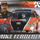 2006 Sportsman Handout Mike Ferderer SG