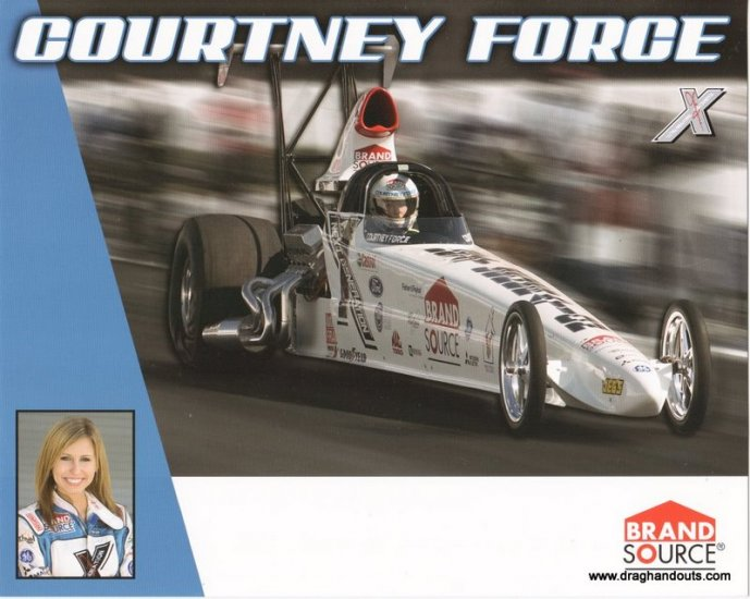 2006 Sportsman Handout Courtney Force SC wm